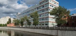 Новый адрес московского офиса Пергам