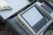 Запуск теста Megger DELTA 4000