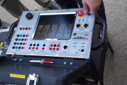Диагностика трансформатора при помощи Megger Trax