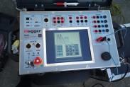 Megger TRAX интуитивно понятный интерфейс