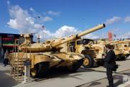 Новые российские танки и боевые машины