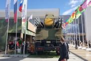 Зенитный ракетно-пушечный комплекс (ЗРПК) - Панцирь-С1