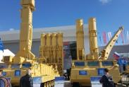 Зенитная ракетная система АНТЕЙ-2500