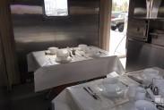 Военный мини-ресторан на колёсах