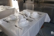 Полевая кухня для полковников и генералов