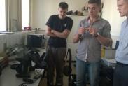 Тест-драйв дефектоскопа OmniScan MX2