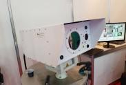 Стационарный лазерный детектор метана