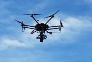 Квадрокоптер ищет утечки метана с воздуха