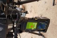 Прибор для поиска утечек метана