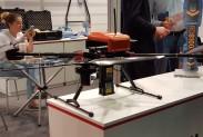 Квадрокоптер с детектором метана