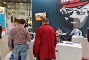 На выставке NDT Russia