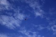Железная птица в небо стремится
