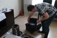 Подготовка к тест-драйву дефектоскопов