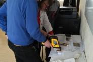 Ручной анализатор металлов и сплавов