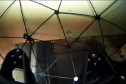 Квадрокоптер на АЭС