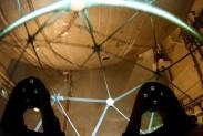 Проверка цистерн с радиоактивной водой на АЭС