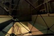 Квадрокоптер обследует АЭС