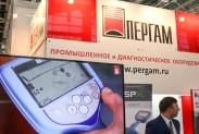 Электрические сети России - стенд Пергам