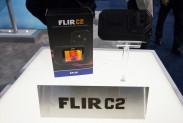 FLIR C2 на CES 2015