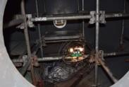 Промышленный квадрокоптер Elios