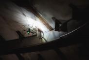 Обследование газового резервуара