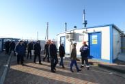 На ПХГ объекте Газпром