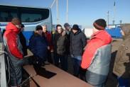 На объекте Газпром трансгаз Ставрополь