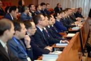 На совещании в Газпром