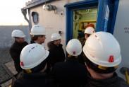 На объекте Газпром
