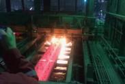 На металлургическом комбинате Северсталь