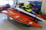 Болид New Star racing team