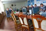На презентации оборудования в Беларуси