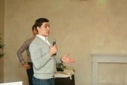 Вячеслав Новиков на семинаре в Казани