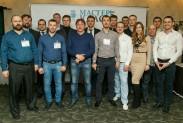 Групповая фотография на мастер-классе NDT в Казани