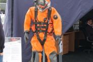 Современный водолазный костюм