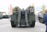 Экспонат на вооружении Армии России