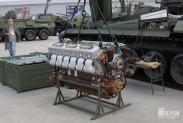 Двигатель одного из экспонатов
