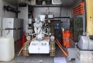 Роботизированный комплекс по разминированию