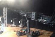 Подготовка к съёмке передачи Безумный Спорт