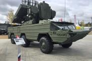 Зенитно-ракетный комплекс ОСА