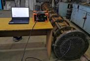Дефектоскоп Ectane 2 в работе