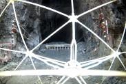 Квадрокоптер в шахте по добыче палладия