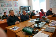 На презентации оборудования PCI
