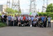 Презентация электролаборатории BAUR titron в Москве