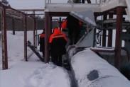 На объекте Сургутнефтегаз