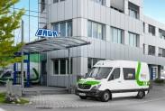 BAUR titron на заводе в Австрии