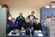 Специалисты Тольяттиазот и Пергам