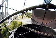 Elios в трубе газовой турбины
