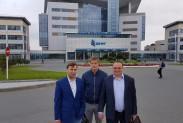 Команда ПЕРГАМ во Владивостоке