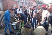 Демонстрация работы оборудования Megger